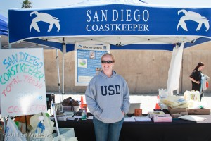 Carlsbad Beach Fest volunteers
