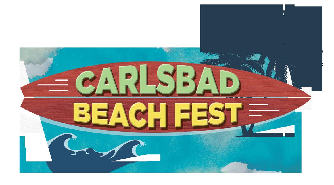 Carlsbad Beach Fest logo